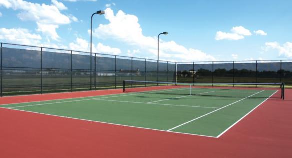 Popularność tenisa w małych miejscowościach