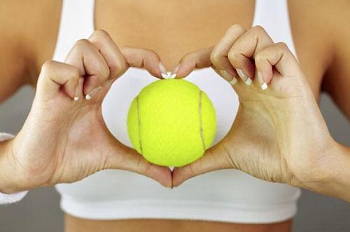 Miłość do tenisa