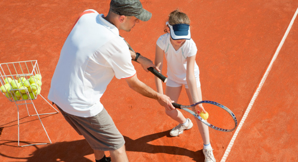 Lato z tenisem w tle, czyli obóz tenisowy w Lubawce