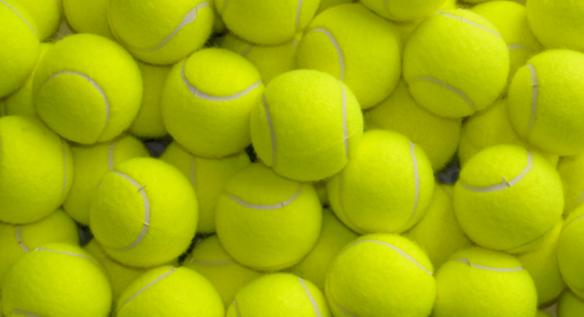 Piłki tenisowe