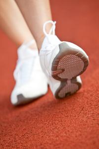 Podeszwa butów tenisowych