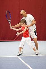 Tenis w szkole
