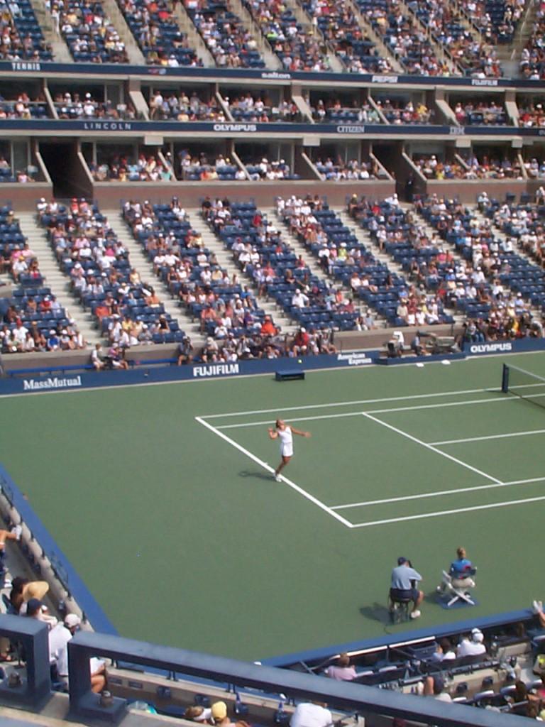 Wielki Szlem - turniej US Open