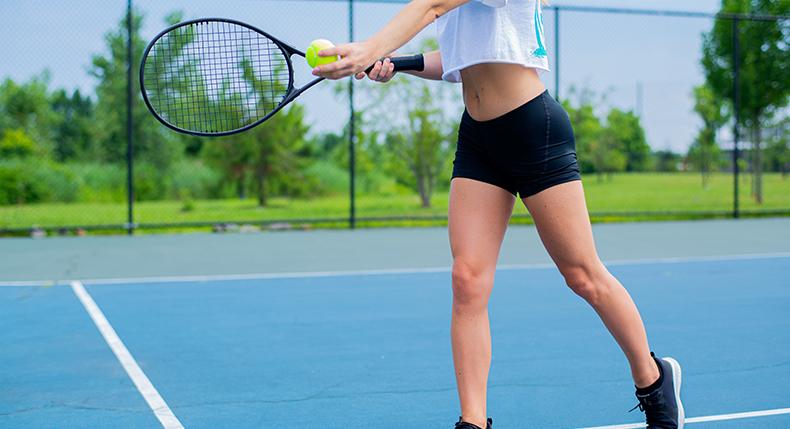 tenis-mięsnie