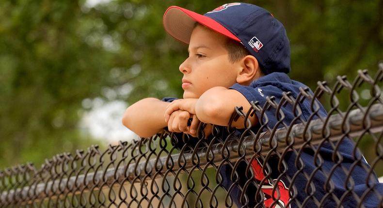 Kiedy dziecko chce opuścić trening?
