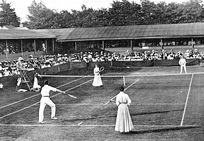 Historia tenisa ziemnego