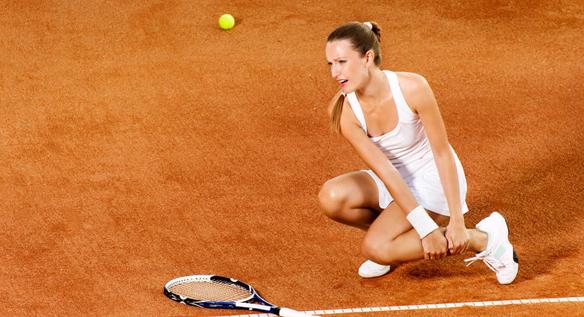 Najczęstsze kontuzje tenisistów
