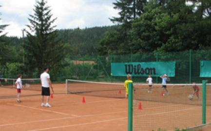 Trening tenisa