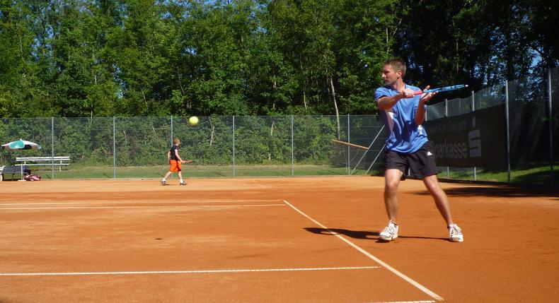 Jakie partie mięśni są najczęściej wykorzystywane podczas tenisa?