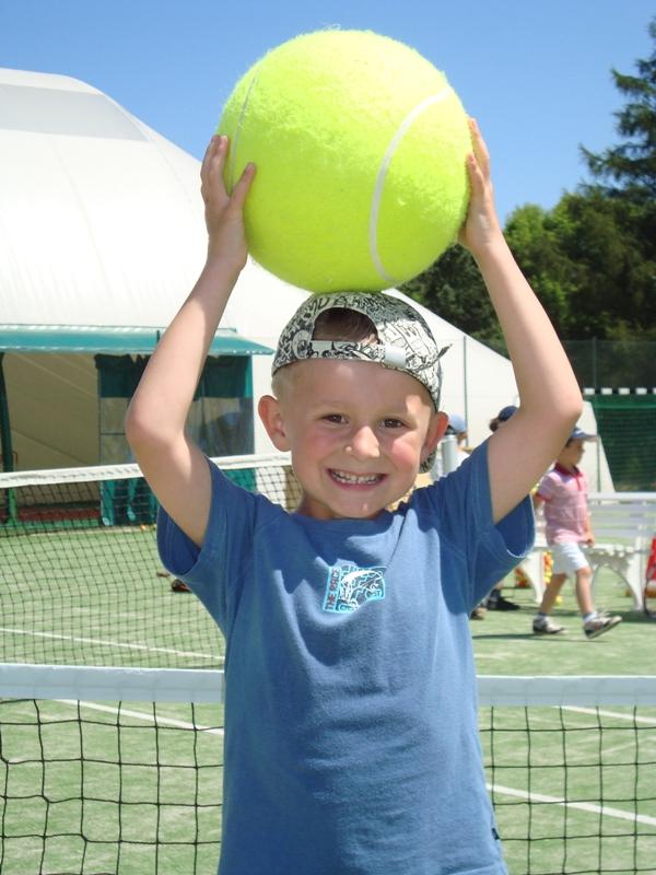 Szkółki Tenisowe – nauka tenisa od najmłodszych lat – nabór 2012/2013