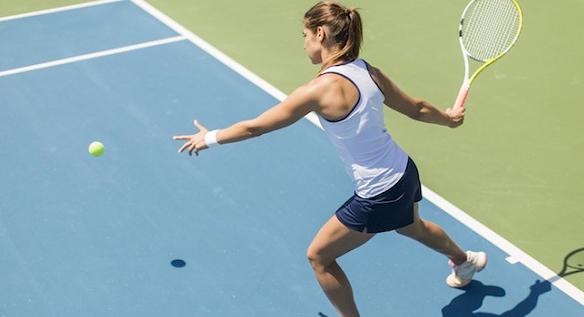 Trening mentalny w tenisie