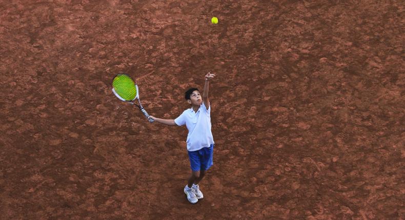 niezbędnik tenisisty