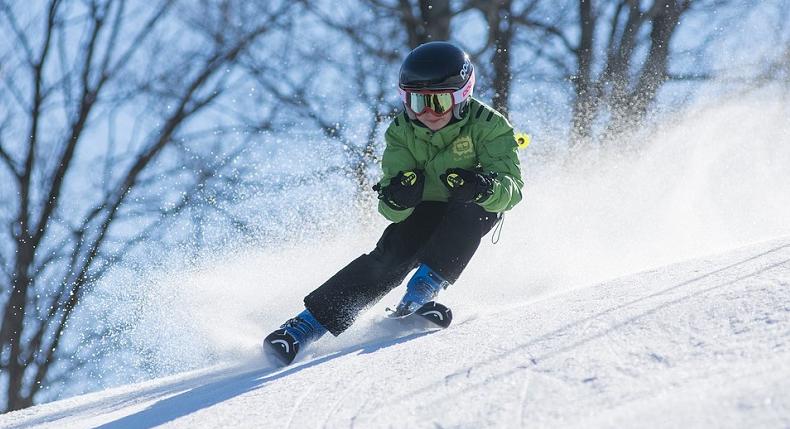 Odzież sportowa dla dziecka na zimowe dni