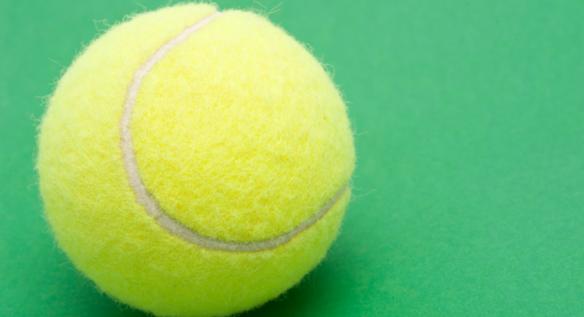 Historia piłki tenisowej