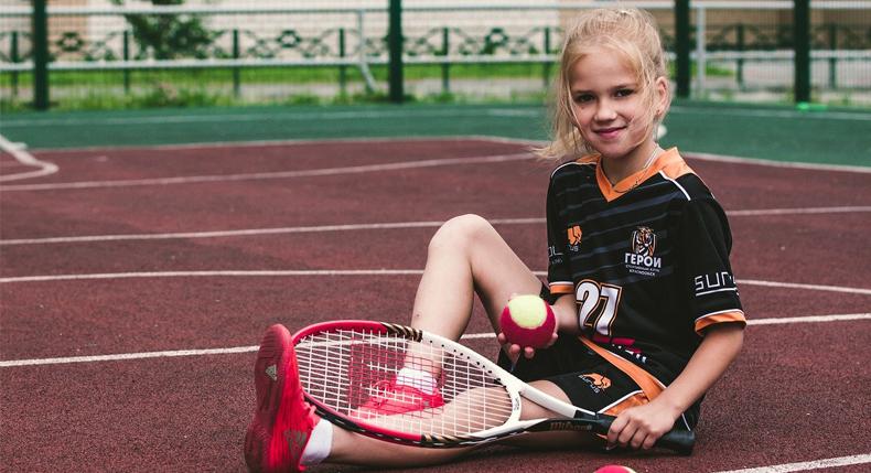 lekcje tenisa dla dzieci