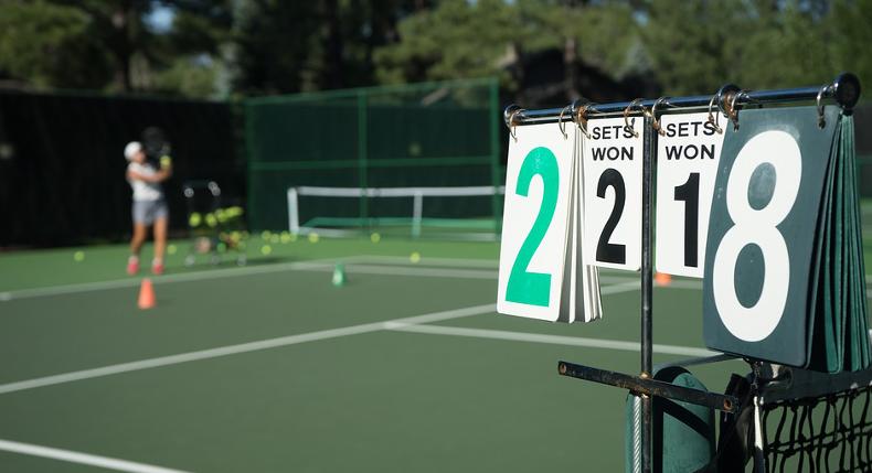 Zasady punktacji obowiązujące w tenisie