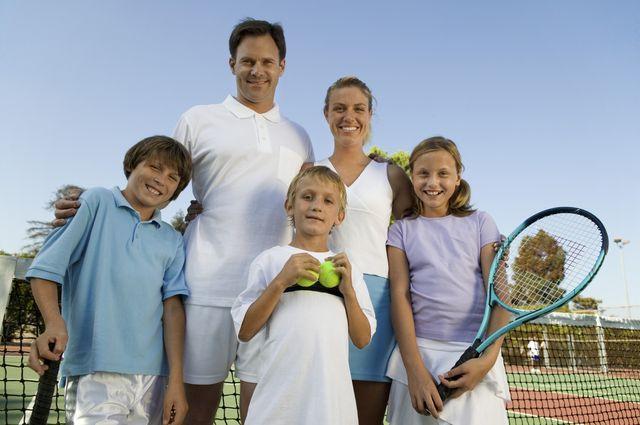 Sport jako rodzinna tradycja