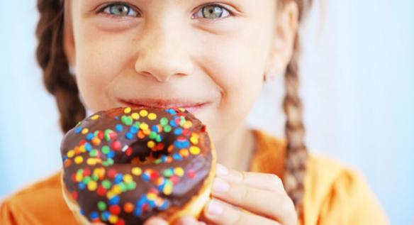 Słodycze w diecie młodego sportowca