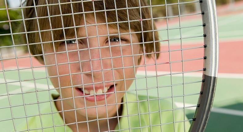 Spadek formy w tenisie u dziecka