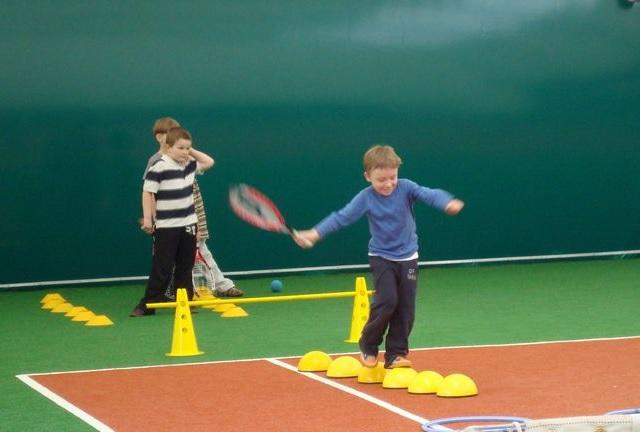 Predyspozycje dzieci do uprawiania sportu