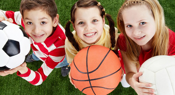 Jaki wybrać sport dla przedszkolaka?