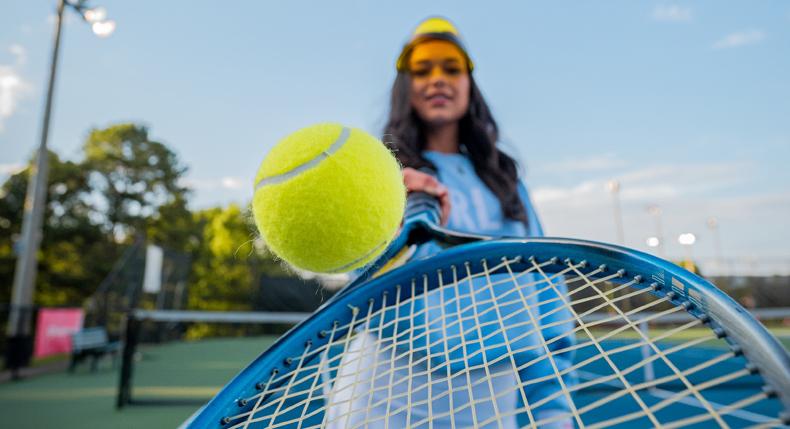 Tenis uczy szacunku i pokory