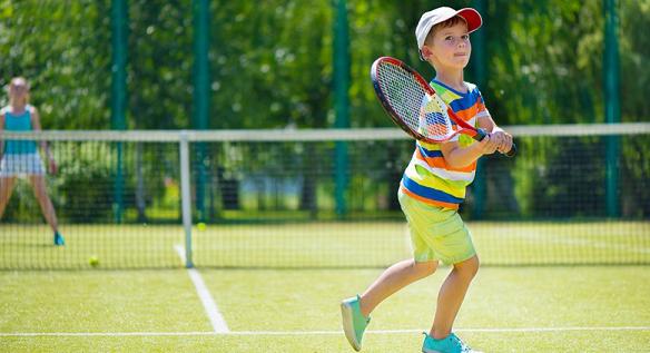 tenis dziecko