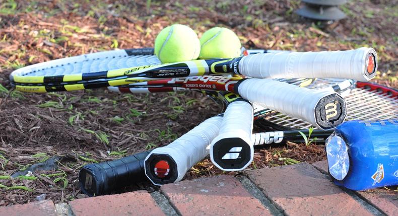 tenisowe ćwiczenia w domu