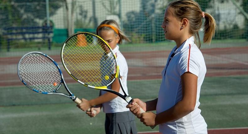 Pierwsze turnieje tenisowe. Kiedy zacząć?